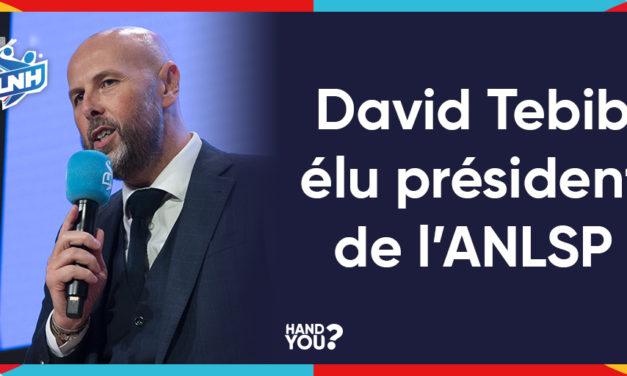 David Tebib élu président de l'ANLSP